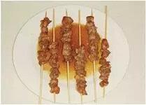 自制新疆羊肉串的简单方法