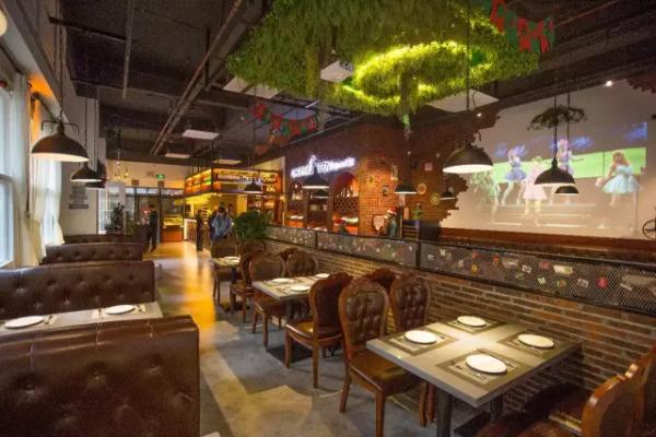 圣诞来啦 盘点广州适合吃圣诞大餐的浪漫餐厅