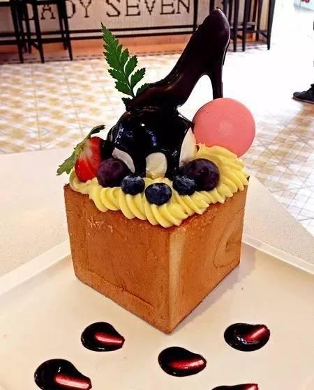 新年下午茶首选,广州吃货公认的9家高颜值甜品店推荐!