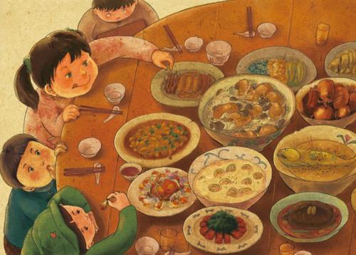 年夜饭攻略  九道粤式年夜饭菜谱