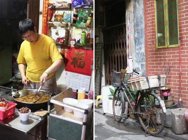 老广的街边美味,从一碗牛杂开始