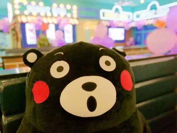 游乐场都黯然失色,这家餐厅萌翻了整个广州