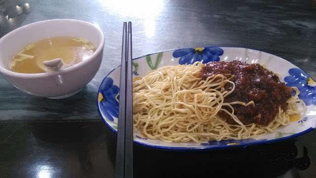 寻味老广味道,那些好吃的竹升面