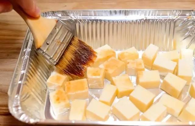 豆腐也能做出花样 这么做的豆腐超好吃
