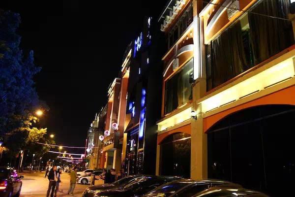 蒲精须知:广州四大酒吧街推荐