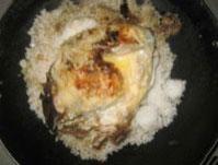 好吃不求人 正宗客家盐焗鸡的做法