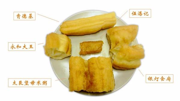 关于油条你要知道这些,广州两家好吃油条推荐