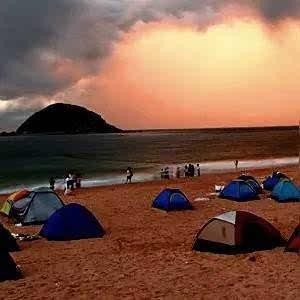 为五一出游准备,广州周边不为人知的露营地大推荐!