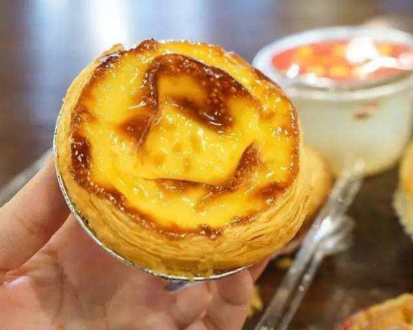 好吃的蛋挞在哪里?广州6家蛋挞老店推荐给你