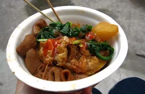 街边美味,广州超人气路边摊小吃推荐!
