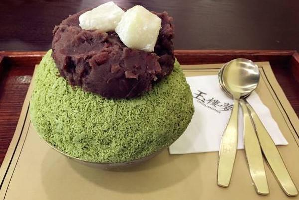 烧烤模式开启 广州夏日吃冰全攻略