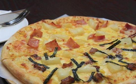 披萨除了必胜客,这些好吃的榴莲披萨店你要知道