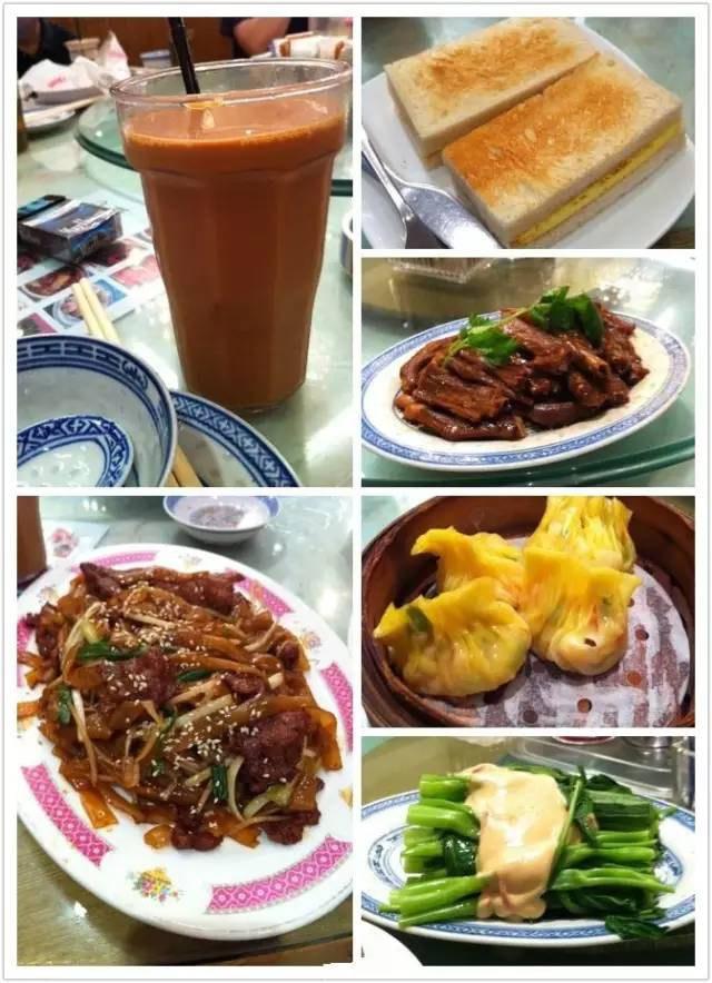 广州食家最爱的茶餐厅,吃货们一定不能错过!