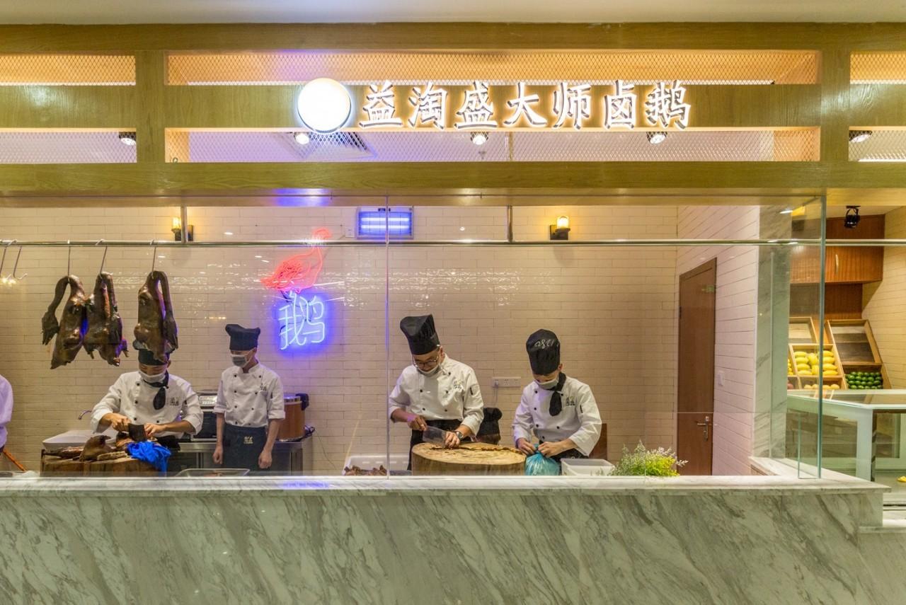 直播网红大家都知道,这几家广州网红餐厅你知道么?