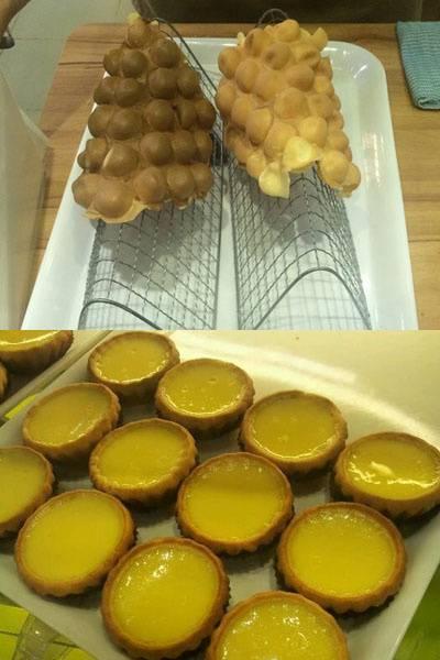 鲜、香、甜,广州美味又正宗的鸡蛋仔推荐!