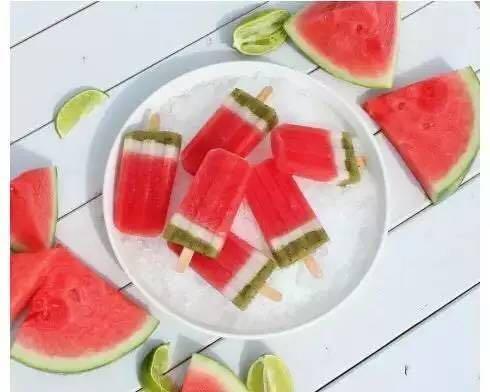为热哭的广州降温!自制夏日冰品推荐!