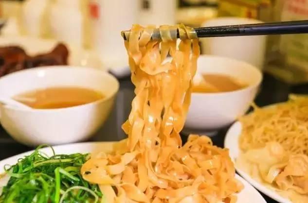 地道广州味道,这几家正宗云吞面店你吃过么?