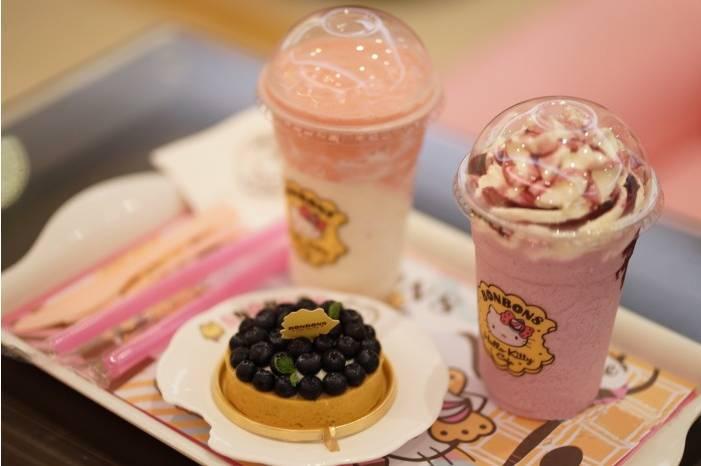 重拾少女心,这几间粉嫩粉嫩的美食店你一定要尝一尝