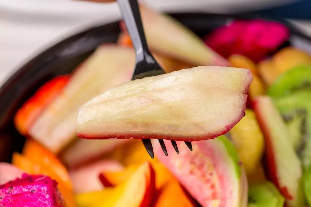 风靡潮汕的甘草水果,在我大广州也能吃到啦!