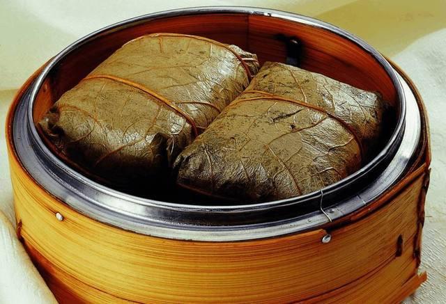 荷叶糯米鸡,教你在家自做这道广东人早茶必点美味!