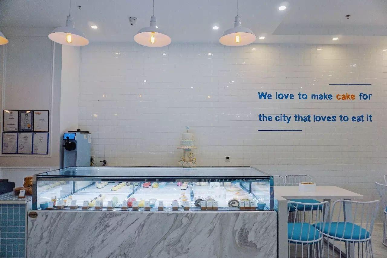 纯正INS风!这家小店,仅凭Tiffany蓝就能刷爆你的朋友圈!