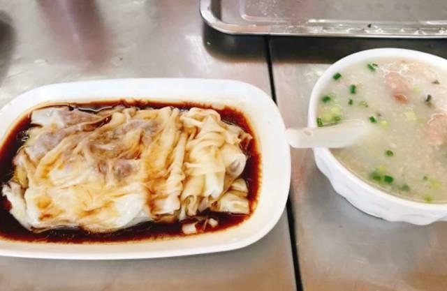 地道广州味道,这些广州传统肠粉店你吃过么?