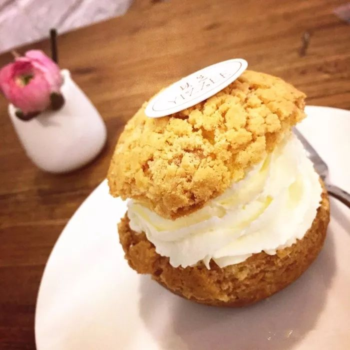 MM最爱,广州这些软萌美味的泡芙店你吃过么?