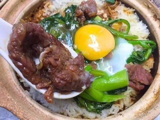 新鲜滚热辣,广州降温就吃煲仔饭!