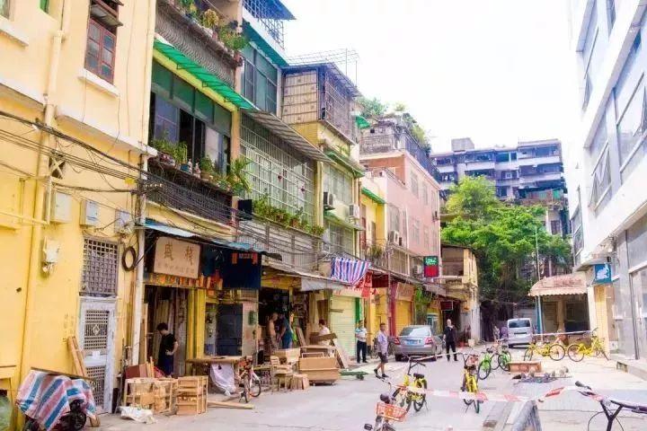 浓浓的老广味道,广州这条最具老西关特色的一条街你要来走一走!