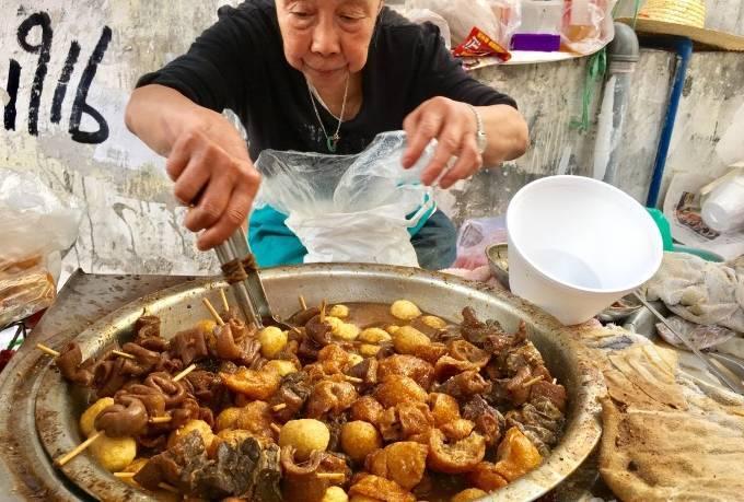 """神一般的存在,广州这些""""走鬼""""美食你吃过么?"""