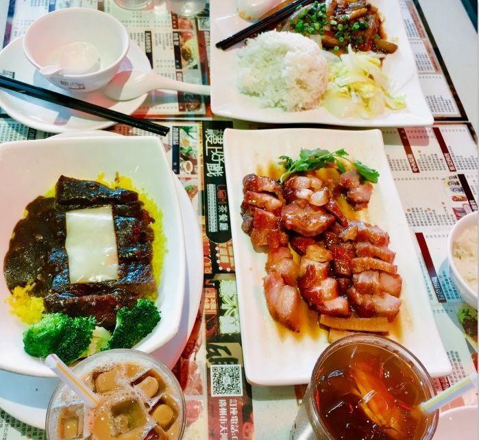 广州这12家超高口碑的茶餐厅,你吃过么?