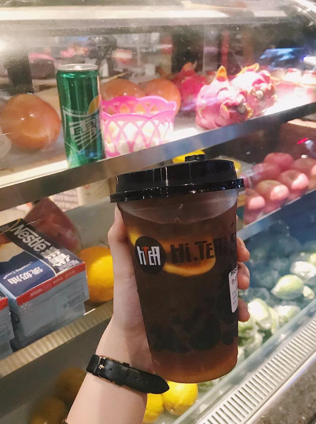 广州这六家柠檬茶测评,有你的最爱么?